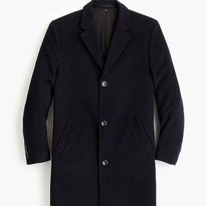 J. Crew Ludlow Topcoat In Wool-Cashmere